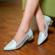 Exotic fancy low heels for the stylish woman 3 cm heel Made from PU Available in 2 colors 30 Spring Shoes Women For Women - Shoes Fashion & Latest Trends Cheapest Furniture Market In Kolkata Women Daily Street Summer Wear Girly Office Work Style Petite P Pretty Shoes, Beautiful Shoes, Cute Shoes, Me Too Shoes, Beautiful Pictures, Low Heel Shoes, Low Heels, Shoes Heels, Shoe Wardrobe