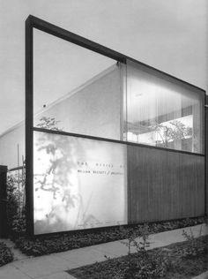 KCMODERN: Offices of William S. Beckett, Architect - Case Study House Era Architect - Mid-Century Modern Architecture