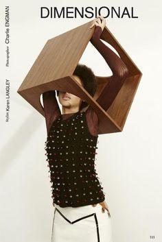Four Dimensional (Garage Magazine)