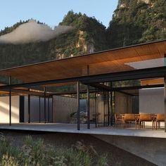 Proposed Courtyard house. Huangshan China