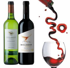 Featuring award winning wines from Millaman Estate, Chile!  @ Crepes & Co. :)