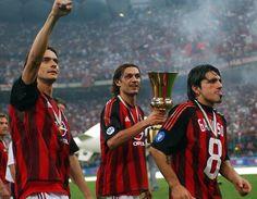 Milan, l'ultima volta nel 2003: nel segno di Rivaldo e Serginho - http://www.maidirecalcio.com/2016/03/02/milan-lultima-volta-nel-2003-nel-segno-di-rivaldo-e-serginho.html