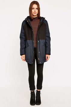 Parka London Karin Harrington Coat | Vinterjakker | Pinterest