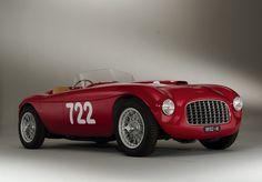 1948 Ferrari 166 Inter Spyder Corsa 1