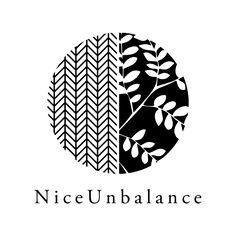 サークル「NiceUnbalance」様ロゴ