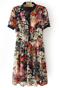 This dress+black converse or boot+lots of bracelets and big earrings