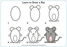 "Loads of good ""learning to draw"" ideas"