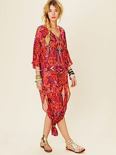 Long Chiffon Poncho Dress  http://www.freepeople.com/whats-new/long-chiffon-poncho-dress/
