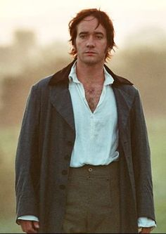 "Pride & Prejudice. The book is better, but this scene is beautifully done! I get goosebumps every time I watch Mr. Darcy (Matthew Macfadyen) walking in the morning sunlight towards his beloved Elizabeth - ""You have bewitched me, body and soul."""