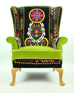 Decorative Chairs – Hip and Humble Home