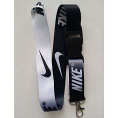 Nike ombré lanyard Nike ombré lanyard was originally purchased off of amazon. Excellent condition! Lanyard is black, gray, & white! Nike Accessories