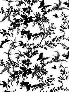 Black White Wall Paper Signature Prints Metallic Wallpaper Wall Wallpaper Pattern Wallpaper