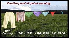 Proof Positive of Global Warming