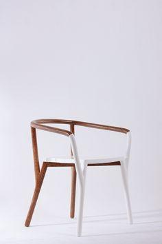 Bitten Stacking Chair on Behance
