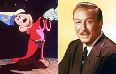 The voices behind Disney favourites