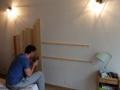 DIY das Holzkopfteil