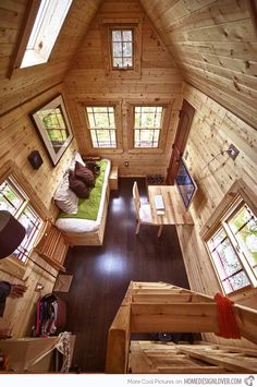 The Tiny Tack House- A Couple's Perfect Mobile Home