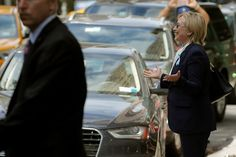 Clinton falls ill at 9/11 memorial, diagnosed with pneumonia   New Hampshire