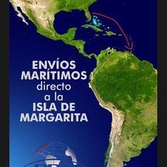 Optimización del tiempo en el despacho de tu carga, si estás en la isla tenemos envíos directos hasta allá #Margarita #PdgCargoExpress