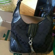 Authentic coach purse Normal wear but in great condition Coach Bags