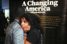 National Geographic photographer Ruddy Roye captured meaningful moments during the opening of the long-awaited museum.