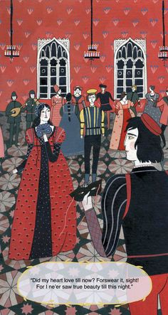 classics unfolded: romeo & juliet - yelena bryksenkova