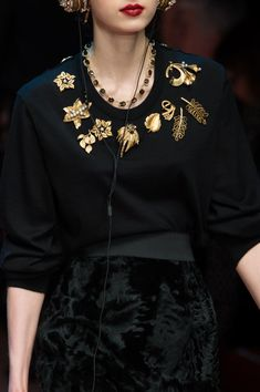 This Hot New Jewelry Trend Is Actually Really Old: For years, the brooch has felt a bit stodgy, co-opted by well-meaning grandmothers and relegated to the catchall bins at neighborhood flea markets.