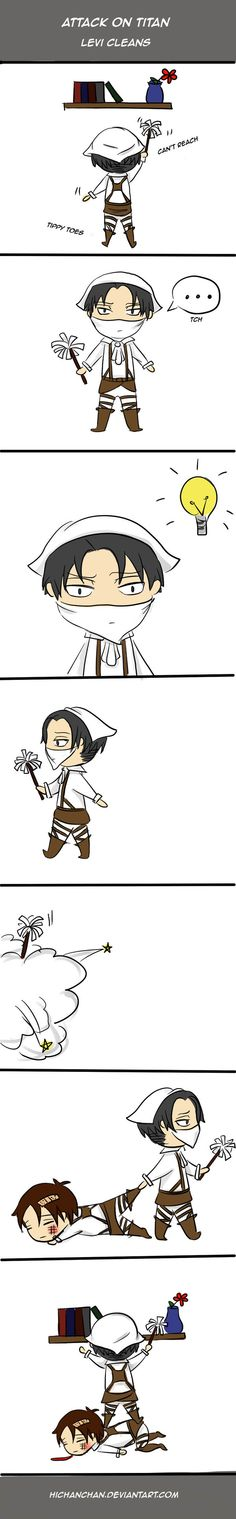 Levi Cleaning