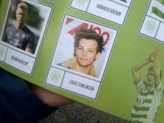 Louis in the program!