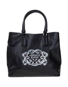 VERSACE JEANS HANDBAGS. #versacejeans #bags #leather #hand bags #denim #