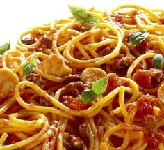 The Best Spaghetti Bolognese. recipe - Recipes - BBC Good Food