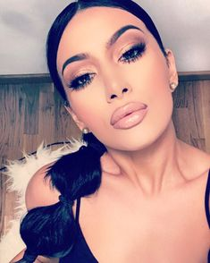 """16.3k Likes, 116 Comments - Jelena Peric (@j_make_up) on Instagram: """"Filming day today🎥 (for YouTube channel;)) @lillyghalichi @lillylashes in style 'J_make_up' (use…"""""""
