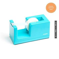 Fantastic - aqua tape dispenser | CHECK OUT MORE FIREPLACE IDEAS AT DECOPINS.COM | #homeoffice #office #home #officedecor