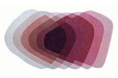 Tapis Ponyo - Design Cédric Ragot pour Roche Bobois // © Roche Bobois