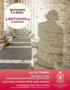 Accademia di Santa Cecilia - Campagna Abbonamenti 2008 / ATL Communication - 1° PREMIO TRES & OUTDOOR KEY AWARD 2008 #Dandelio