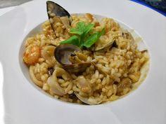 Paprika En La Cocina: Risotto alla marinara