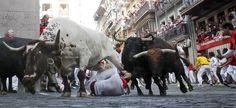Festival de touros em Pamplona começa com 13 feridos, incluindo dois homens empalados - Fotos - R7 Internacional