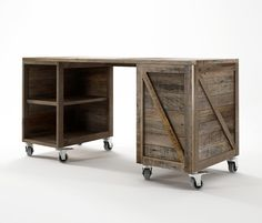 Desks | Home office | Krate | Karpenter. Check it out on Architonic