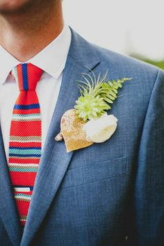 Now THIS is how you do a summer wedding