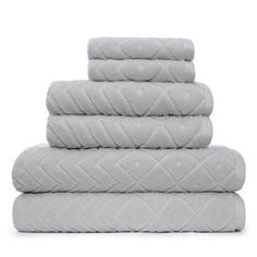 Add a splash of color to your bathroom with the American Dawn Mabel 6 Piece Bath Towel Set . Available in your choice of color options, this set. Turkish Cotton Towels, Crew Shop, Bath Towel Sets, Pearl Grey, Bath Decor, Baby Clothes Shops, Eyeshadow Makeup, Washing Clothes, Hand Towels