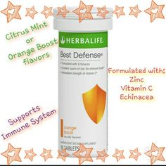 It's that season, use Herbalife Best defense to battle those horrible colds and fight off those flu bugs!!!!  Visit Www.goherbalife.com/coachtiff   text or give me a call with questions 419-371-7328
