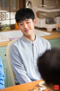 Jung Hae In - Completely fell in love with that gorgueos face