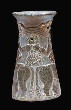 Imagen de https://ancientarchives.files.wordpress.com/2015/03/iran-jiroft-civilizationchlorite-vase-ca-3000-bc.jpg?w=384.