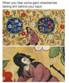 19 Times Art History Reactions Were Too Funny