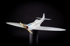 Wing part, RC Spitfire 150/150/150mm ready! by stephencz.