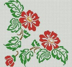 Thrilling Designing Your Own Cross Stitch Embroidery Patterns Ideas. Exhilarating Designing Your Own Cross Stitch Embroidery Patterns Ideas. Just Cross Stitch, Cross Stitch Borders, Cross Stitch Flowers, Cross Stitch Designs, Cross Stitching, Cross Stitch Embroidery, Hand Embroidery, Cross Stitch Patterns, Loom Beading