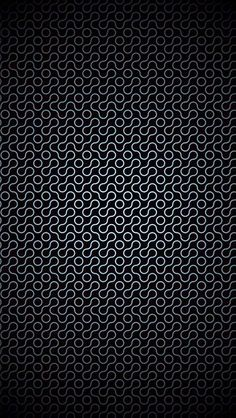 Wallpaper in black & dark patterns & textures design backgrounds for Mobile Phone & Hand Phone such as iPhone and Android Phone & Tablet and iPad Devices. Geometric Wallpaper Iphone, Wallpaper Backgrounds, Iphone Wallpapers, Wallpaper Wa, Surface Pattern, Surface Design, Fractal, Texture Design, Graphic Patterns