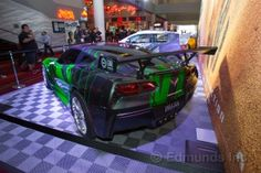 The Best 2014 Chevy Corvettes From the 2013 SEMA Show — Edmunds.com