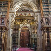 University of Coimbra, Library, Coimbra, Portugal