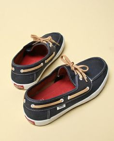 Vans Surf – Chauffer - Sperrys, Boat Shoes, Surfing, Vans, Style, Fashion, Swag, Moda, Fashion Styles